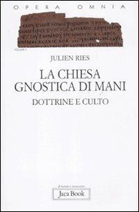 CHIESA GNOSTICA DI MANI