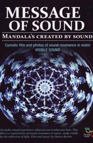 MESSAGE OF SOUND DVD