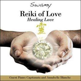 REIKI OF LOVE – HEALING LOVE /CD